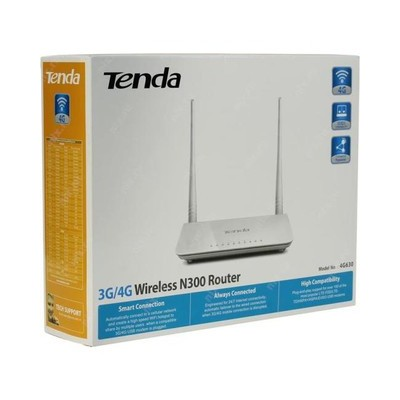 3G/4G Wireless N300 Router